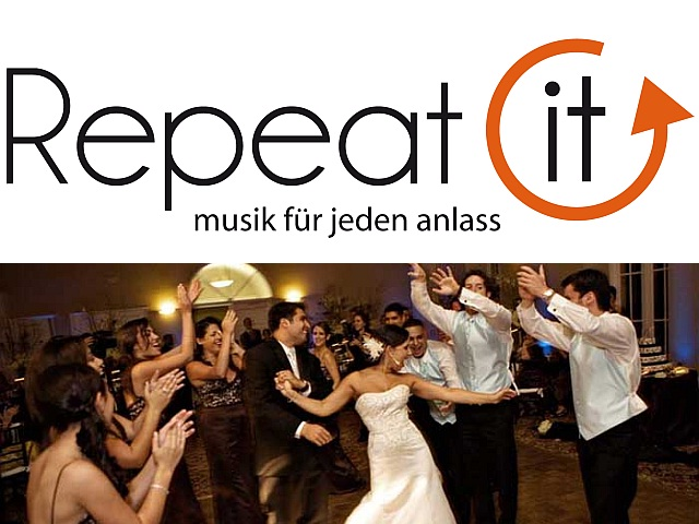 Band - REPEAT IT - Professionelle Live Entertainment für Ihr Event! Hochzeit,...